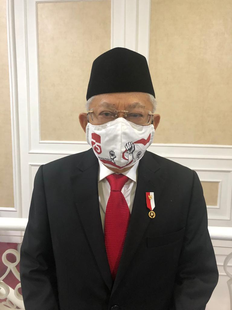 Charlene Junus Ikut Lomba Desain Masker Pesawat Garuda ...