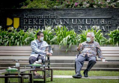 Menparekraf Sandiaga Uno Gandeng Menteri PUPR Basuki