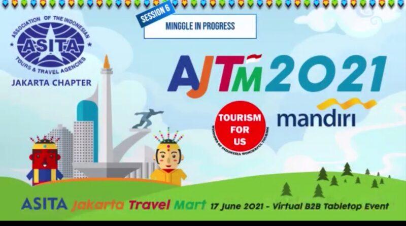 AJTM 2021 Digelar Virtual