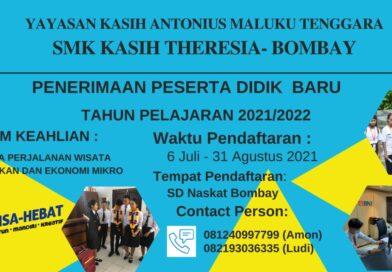SMK Kasih Theresia Siap Beroperasi