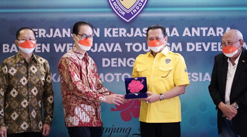 IMI Siap Kembangkan Otomotif Sport Tourism di Tanjung Lesung